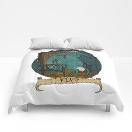 Goblin King Comforters