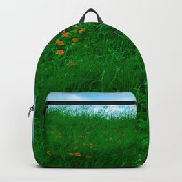 Field of Flowers Backpack