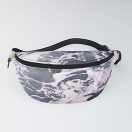 Marbled Waves Fanny Pack