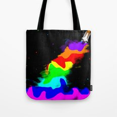 Launch to Space  Tote Bag