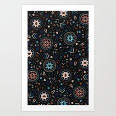Spirits of the Stars Art Print