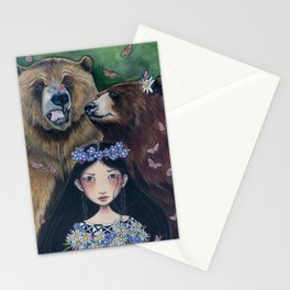 Honorary Bear Stationery Cards