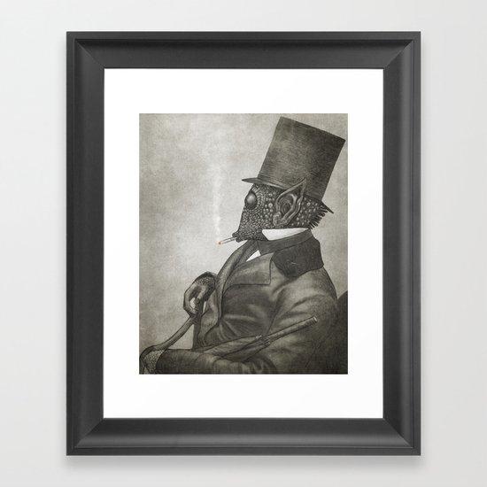 The Earl of Eisley  Framed Art Print