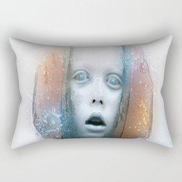 Beyond the Black Rainbow Rectangular Pillow