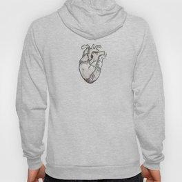 Heart on my Sleeve Hoody