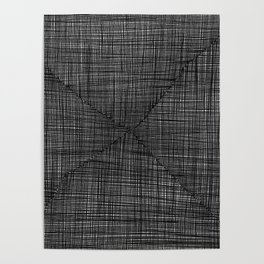 Ink Weaves: Slate Poster