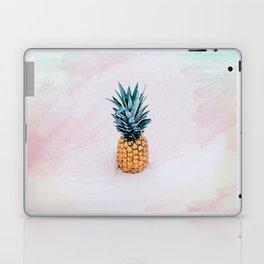 Pineapple on the beach Laptop & iPad Skin
