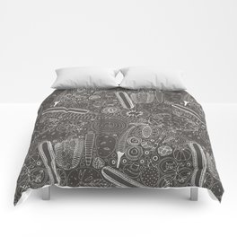 the good stuff mono Comforters