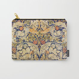 "William Morris ""Acanthus and vine"" 1. Carry-All Pouch"