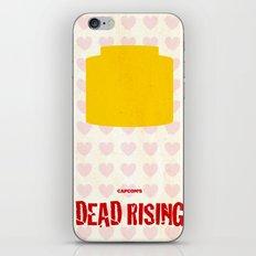 Capcom's Dead Rising iPhone & iPod Skin