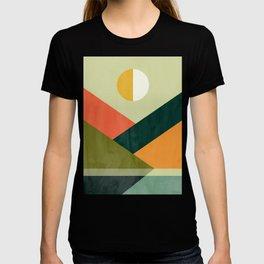 Hidden shore T-shirt