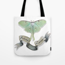 Actias Luna Tote Bag