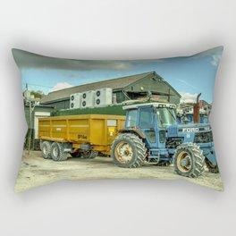 TW25 and Trailer Rectangular Pillow