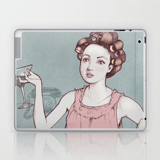 The Housewife  Laptop & iPad Skin