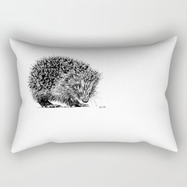 #inktober2016:little Rectangular Pillow