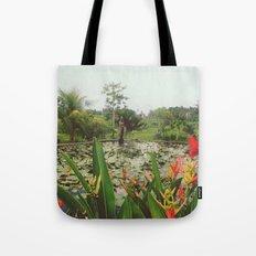 Ubud Garden Tote Bag