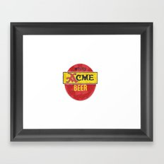 ACME MUG Framed Art Print