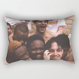 BROCK HAMPTON Rectangular Pillow
