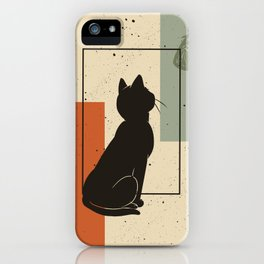 Wait for moving iPhone Case
