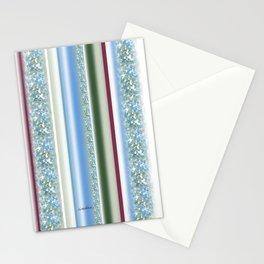 Canopy Stripe Stationery Cards