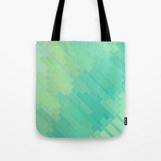A Q U A Tote Bag