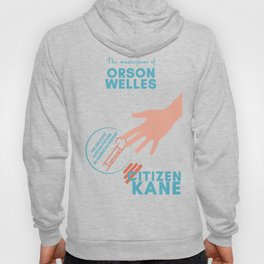 Citizen Kane, minimal movie poster, Orson Welles film, hollywood masterpiece, classic cinema Hoody