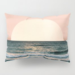 Summer Sunset Pillow Sham