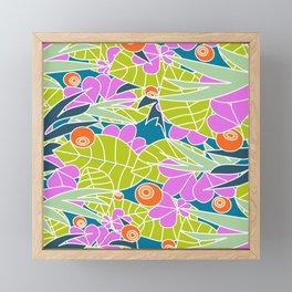 Lush Vegetation #society6 #buyart #decor Framed Mini Art Print