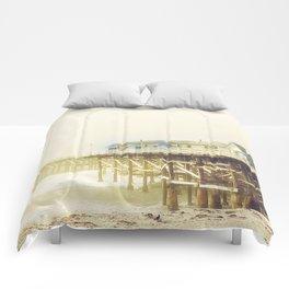 Crystal Pier Comforters