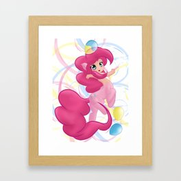 My Little Pony: Pinkie Pie - Centaur Framed Art Print