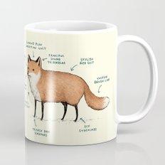 Anatomy of a Fox Mug
