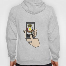food blogger Influencer Smarthphone cellphone gift Hoody