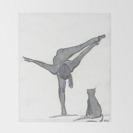 Sara Throw Blanket