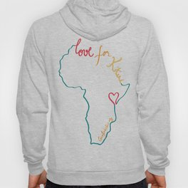 Love for Kitui Logo Hoody