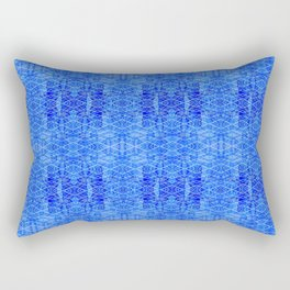Light Crossing Rectangular Pillow