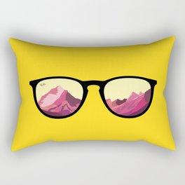 Other Worldly Rectangular Pillow
