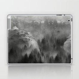 B&W - Wish You Were Here (Chapter I) Laptop & iPad Skin