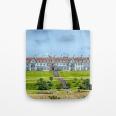 The Turnberry Hotel Tote Bag