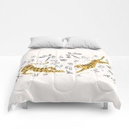 Tiger Dive Comforters