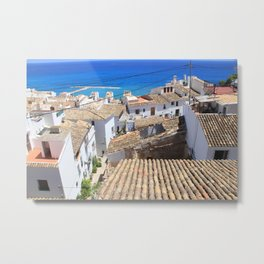 Altea Metal Print