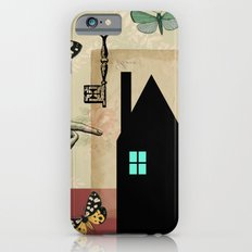 The House With The Turquoise Light On No.2 iPhone 6s Slim Case