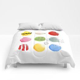 Li'l Eggs Peanuts Comforters
