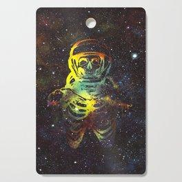Lost Cosmonaut Cutting Board