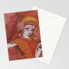 Huo: Vermillion Bird Stationery Cards