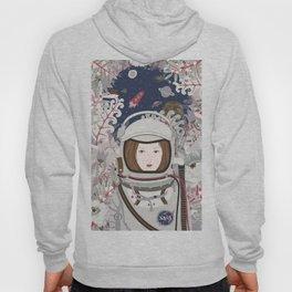 Lady Astronaut Hoody
