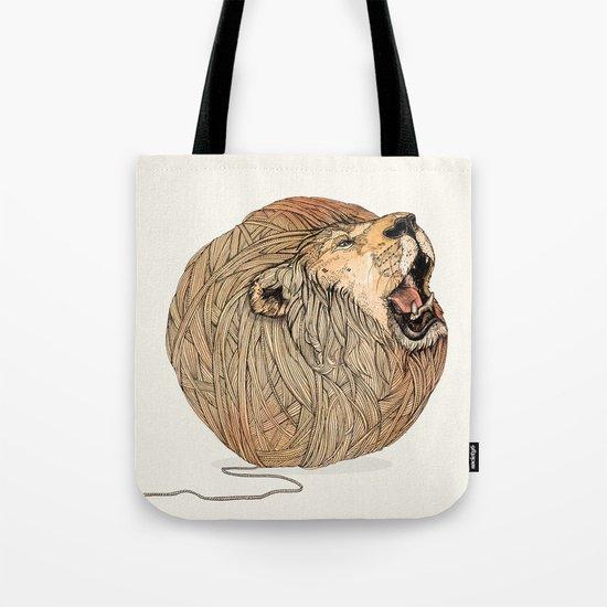 Unravel Me Tote Bag