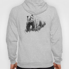 Grizzly Bear Hoody