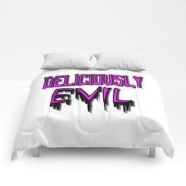 Deliciously Evil Comforters