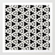 Jeremiassen Black & White Art Print