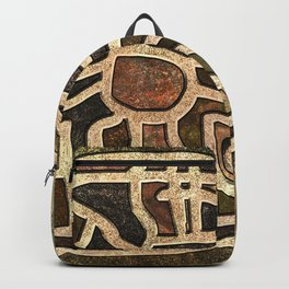 Ancestry Map Backpack